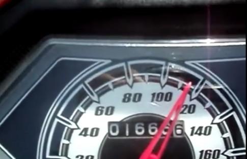 [clip] Top Speed Suzuki Axelo