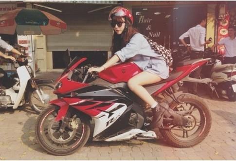 Có nên yêu một cô gái mê xe và mê tốc độ?