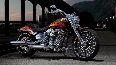 CVO Breakout 2014 - Niềm tự hào mới của Harley Davidson
