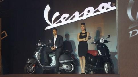 Đã có giá bán chính thức Vespa Primavera tại Việt Nam