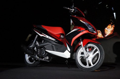 Danh gia Honda Air Blade 125cc