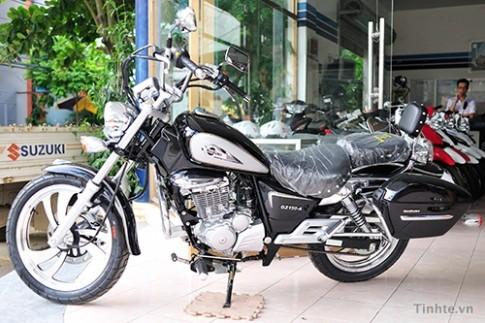 Danh gia Suzuki GZ150-A tai Viet Nam