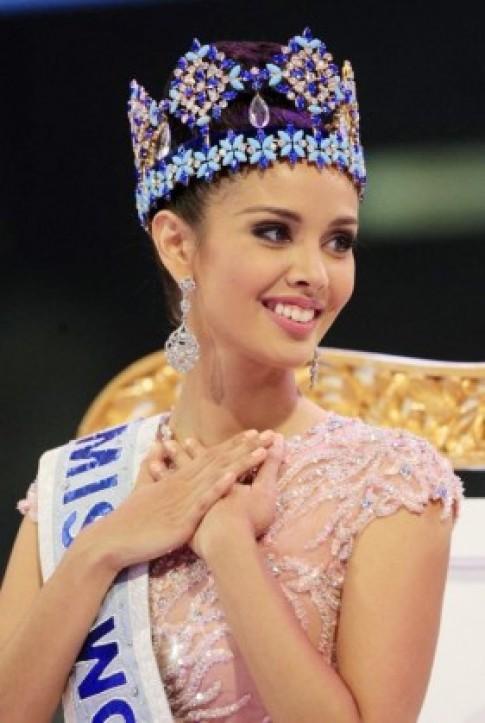 Đọ sắc đẹp dàn hoa hậu đăng quang năm 2013