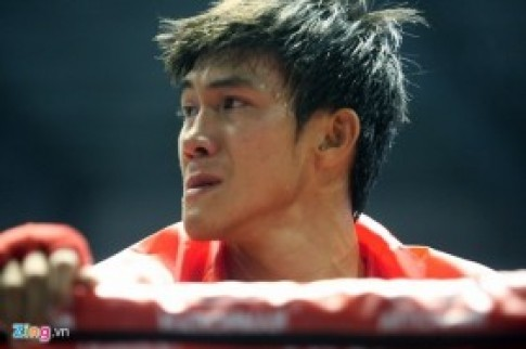 'Độc cô cầu bại' thế giới bật khóc vì thua đau ở SEA Games