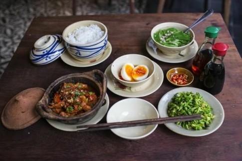 Đôi đũa trong văn hóa ẩm thực Việt