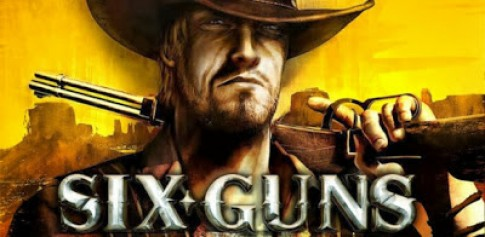 Download game Six Guns - Cao bồi viễn tây cho android
