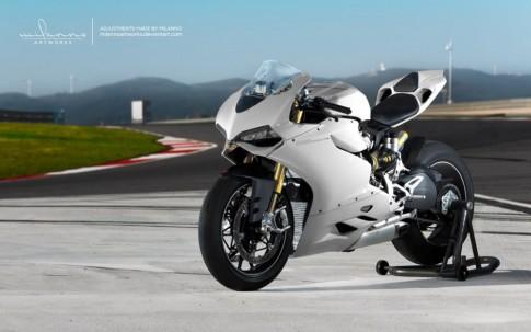 Ducati 1199 Panigale màu nào đẹp nhất?