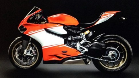 Ducati 1199 Panigale R Superleggera chính thức lộ diện