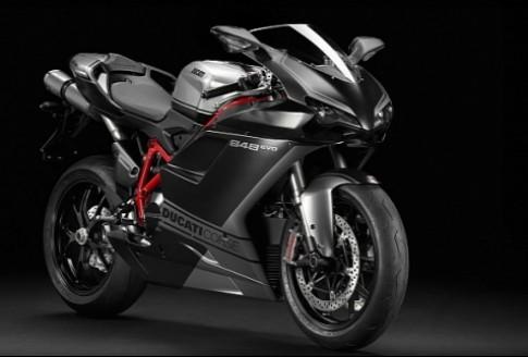 Ducati 848EVO Corse SE 2013: Con ngựa hoang được thuần hoá