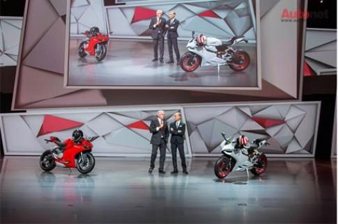 Ducati 899 Panigale 2014 đã có giá bán tại Mỹ