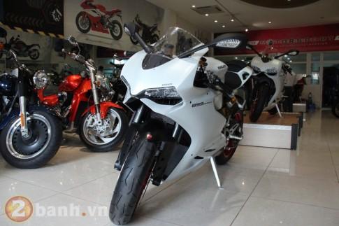 Ducati 899 Panigale: Đẳng cấp là vĩnh cữu