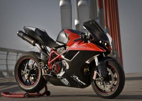 Ducati biến hóa nhẹ nhàng với bộ bodykit Vandetta