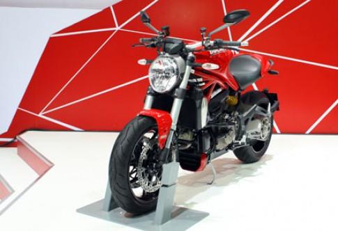 Ducati Monster 1200 Sắp được bán tại Châu Á
