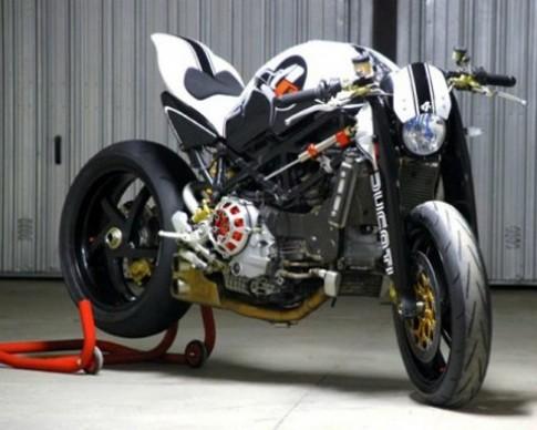 Ducati Monster Tesio: Vẻ đẹp hút hồn người nhìn