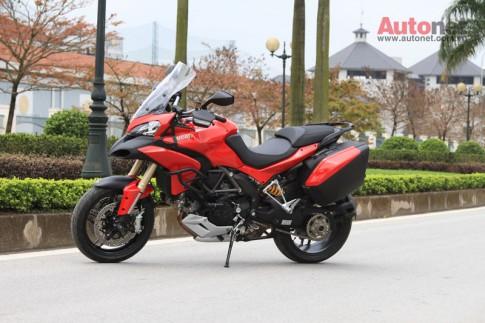 Ducati Multistrada 1200 2014 Chiếc siêu mô tô hoàn hảo