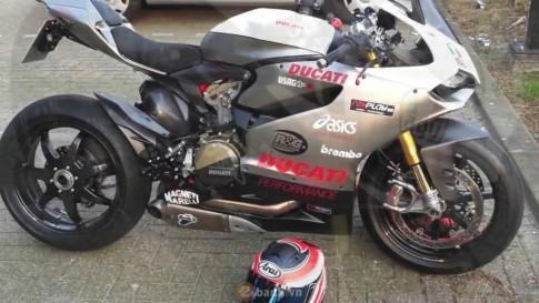 Ducati phạm luật trên lãnh thổ Hà Lan