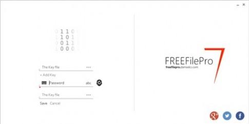 FREEFilePro7: Bảo vệ thư mục quan trọng với hai lớp mã hóa