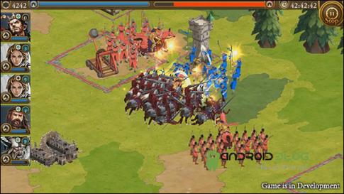 Game Đế chế (Age of Empires) sẽ có mặt trên iOS, Android và WP vào mùa hè này
