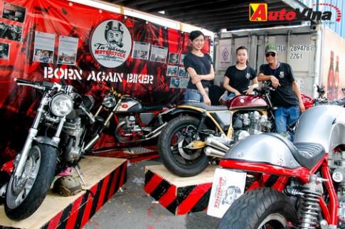 Garage Tự Thanh Đa và những cái lạ tại VFM 2013