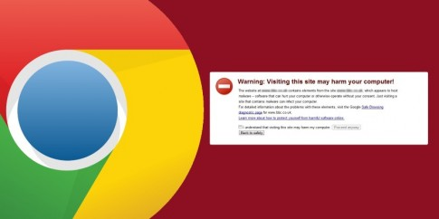 Google Chrome Smart Malware Blocking lướt web một cách an toàn
