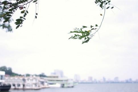 Hà Nội thích thú đón gió lạnh đầu mùa