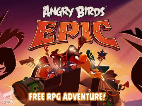 Hack game Angry Birds Epic 108