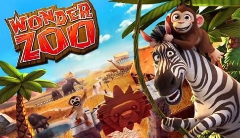 Hack Wonder Zoo Full Coin - game mô phỏng xây dựng vườn thú trên Android không cần root