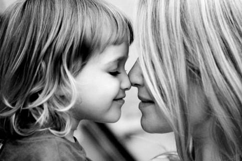 Hạnh phúc vì con là con mẹ