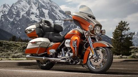 """Harley-Davidson CVO Limited 2014: Hiện đại vì giá """"khủng"""""""