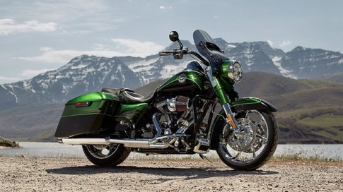 HARLEY DAVIDSON CVO ROAD KING 2014