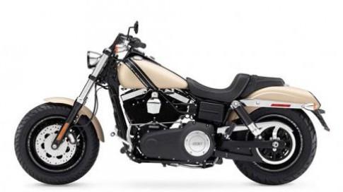 """Harley-Davidson FXDF Fat Bob 2014: """"Béo"""" mà quyến rũ"""