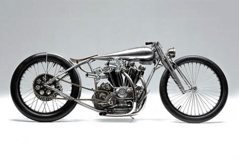 Harley-Davidson Ironhead độ - vẻ đẹp thuần khiết