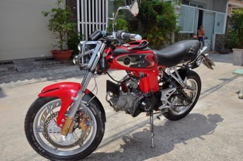 Honda 67 la mat cua tho do Viet Nam
