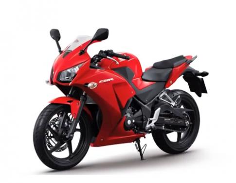 Honda CBR300R ABS 2014 ra mắt