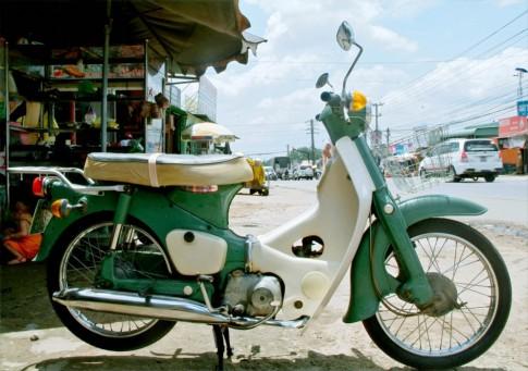 Honda Dame - hàng sắp tiệt chủng nè.