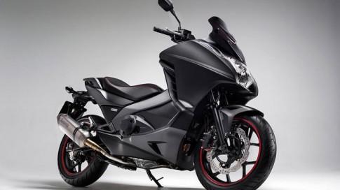 Honda Integra Sport Edition màu đen mờ như siêu xe