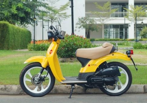 Honda SGX 50 Sky - scooter 'có một không hai' tại Việt Nam