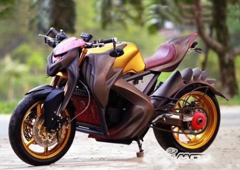 Honda Tiger phiên bản 'quái vật'