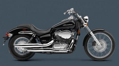 Honda trình làng Shadow Spirit 750 đời 2014