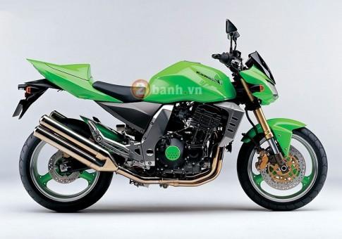 Huyền thoại Kawasaki Z1000 từ sơ khai đến hiện tại