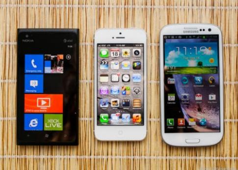 iPhone 5 công nghệ đỉnh cao của màn hình