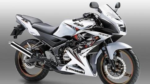Kawasaki ngừng sản xuất mẫu 2 thì ZX 150