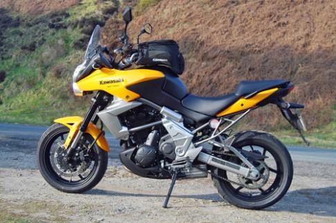 Kawasaki sắp ra mắt Versys 1000 và ER-6n
