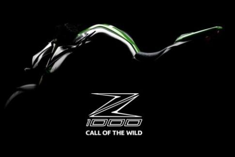 Kawasaki Z1000 2014 ra mắt tại triển lãm ECIMA