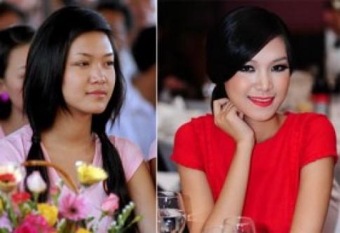 Khoảnh khắc sao Việt để mặt mộc xinh hơn trang điểm