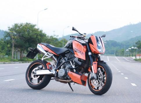 KTM Super Duke 990 duy nhất tại Việt Nam