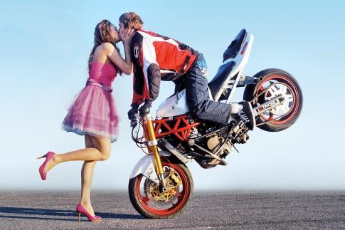 Kỹ thuật sử dụng thắng (phanh) xe máy