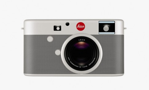 Leica M-RED edition gia 18 trieu do