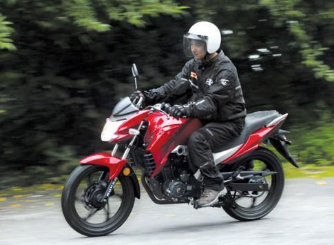 Lifan KP125 xe côn tay lạ mà quen