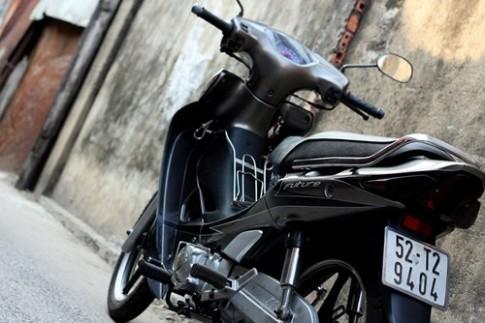 Lột xác Suzuki Viva, Honda Future đời đầu